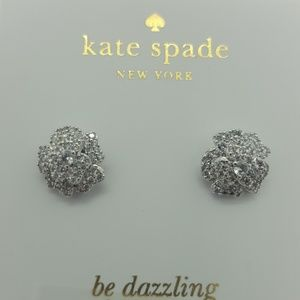 Kate Spade Floral Mini Studs earrings NEW!